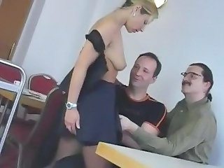 German European MILF German Milf Hotel Milf Threesome