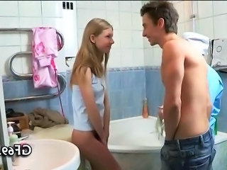 Bathroom Threesome Teen Bathroom Teen Teen Bathroom Teen Threesome