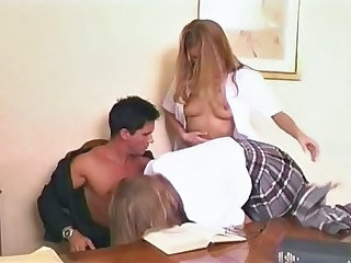 Twins Student Teen Blowjob Teen Sister