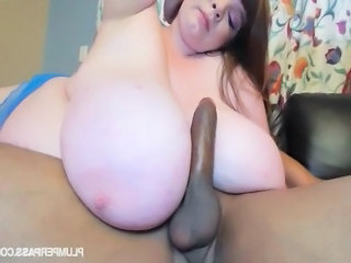 Video from: tnaflix | BBW Superstar Lexxxi Luxe Loves Big Black Cocks