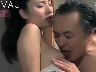 Old and Young Daughter Daddy Asian Teen Cute Asian Cute Daughter