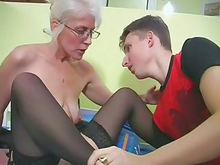 Old and Young Glasses Glasses Mature Mature Ass Mature Stockings