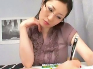 Teacher Glasses  Japanese Milf Japanese Teacher Milf Asian