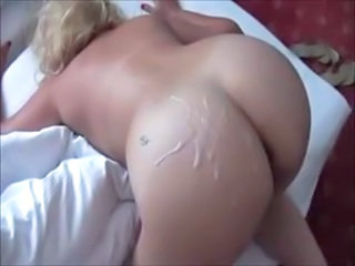 MILF with REAL Big Ass Fucked