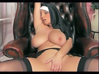 Nun Masturbating Stockings Big Tits Masturbating Big Tits Milf Big Tits Stockings