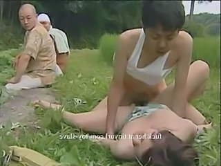 Outdoor Asian Gangbang Asian Teen Brother Gangbang Asian