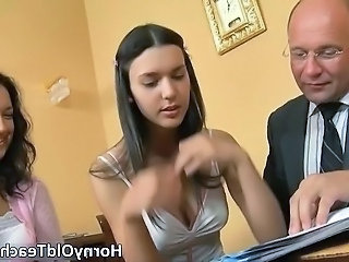 Daddy Threesome Teacher Dad Teen Daddy Old And Young