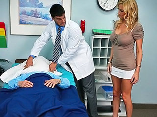 Doctor Blonde Big Tits Big Tits Blonde Big Tits Doctor Big Tits Milf