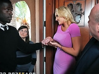 Cheating Big-tit Blonde Milf Fuc...