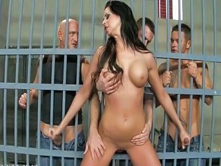 Prison Handjob MILF Monster Son