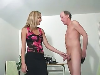 CFNM Daddy Old And Young Cfnm Handjob Daddy Jerk