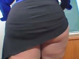 Skirt Ass Teacher