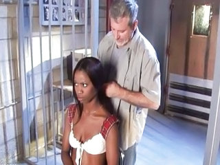 Anal with a black beauty Heidi Waters