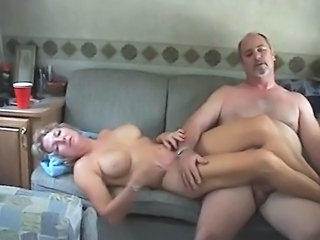 Mature Swingers and a Trailer Park Swap
