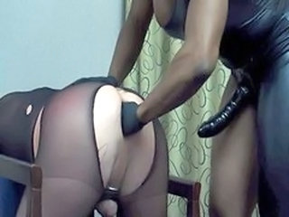 Mistress Treasure Cruel Ass Stimulation Of Slave