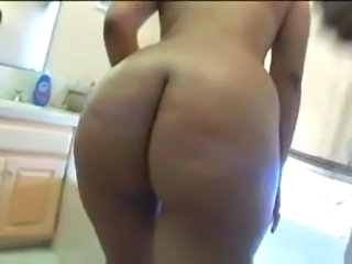 Video from: tnaflix | Big Butt Sasha takes it in all holes.
