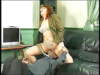 Facesitting Clothed Licking Russian Mature