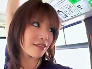 Bus Babe Asian Asian Babe Bus + Asian Bus + Public