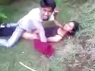 Indian Teen Outdoor Caught Caught Teen Indian Teen
