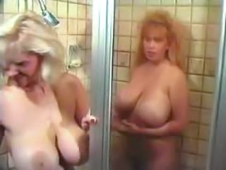 Showers Vintage Big Tits Big Tits Mature Mature Big Tits Shower Mature