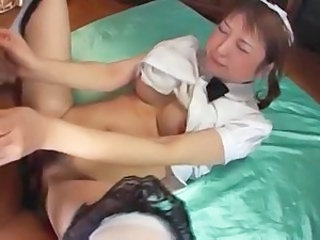 Japanese Pretty Maid
