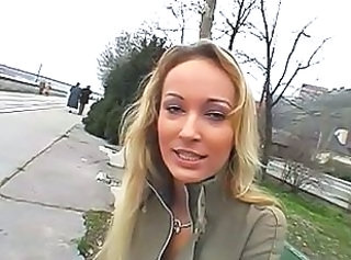 Videos from: sunporno | Delightful public blowjob