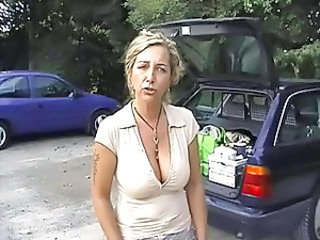 Public Outdoor Natural Big Tits German Big Tits Milf German Milf