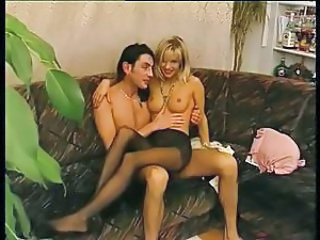 German Blonde European German Milf Milf Pantyhose