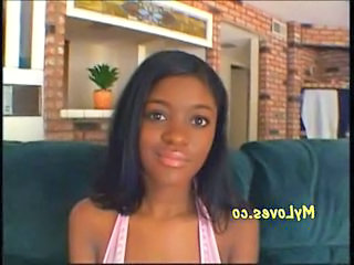 Sweet Black Teen