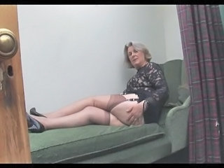 Granny Granny Busty Granny Stockings Stockings