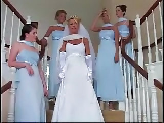 Final, sorry, bride wedding gangbang