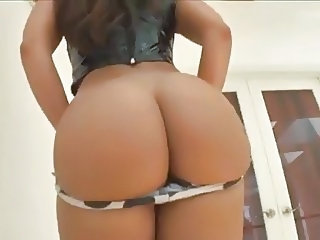 Amazing Ass Double Penetration Pornstar