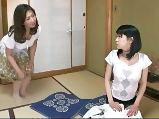 Daughter Asian Japanese Asian Lesbian Asian Teen Daughter