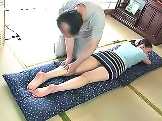 Massage Feet Fetish