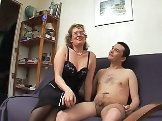 French mature teacher Francoise