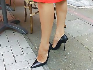 Legs Fetish High Heels