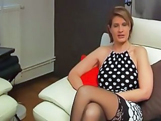 French European  French Milf Milf Stockings Stockings