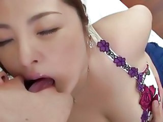 Mom Kissing Japanese Boobs