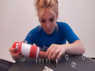 Handjob Teen Toy Foot Footjob Handjob Teen