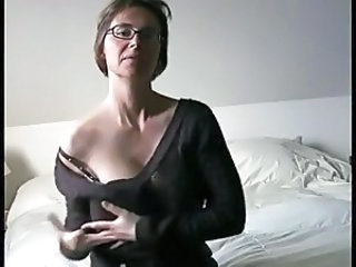 Webcam MILF Glasses Milf Ass Toy Ass Webcam Toy