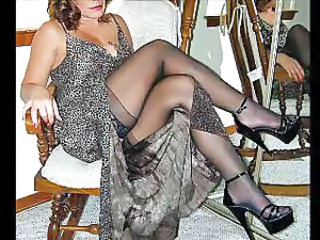 Stockings Legs MILF Milf Stockings Stockings