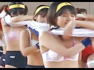 Japanese gymnastics naked 1