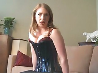 Mommy Punishes in Latex
