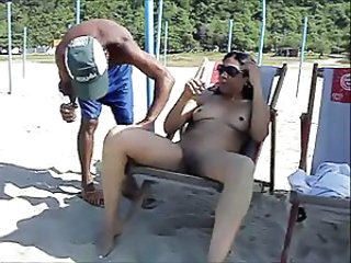Beach Wife Nudist Nudist Beach Outdoor Outdoor Amateur