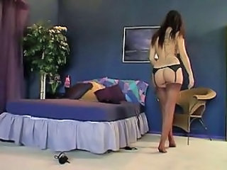 Ass Stockings Vintage High Heels Stockings