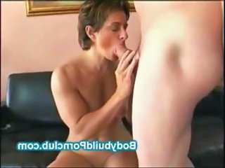 Sexy babe takes their way personal trainers big cock plus devoted albatross