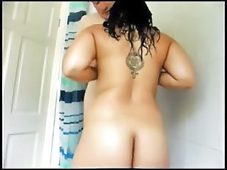 Beautiful MILF Shower Fucked
