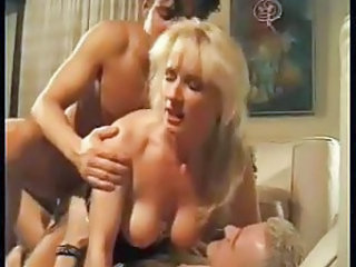 Double Penetration Mom Threesome Mom Son Son
