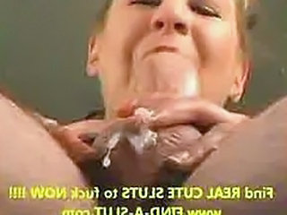 Creampie Granny Blowjob Blowjob Cumshot Dirty