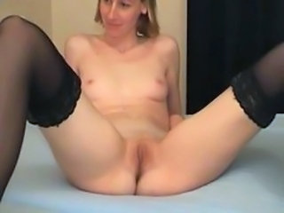 Pussy Homemade MILF Innocent Milf Stockings Stockings